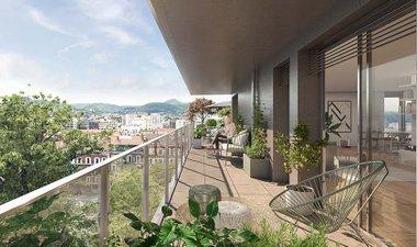 Les Terrasses De L Hôtel-dieu - immobilier neuf Clermont-ferrand