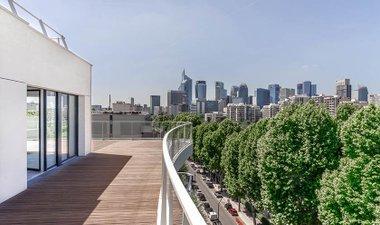 D'une Rive à L'autre - immobilier neuf Neuilly-sur-seine