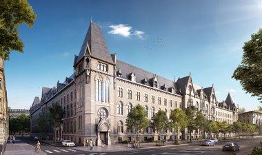 Hotel Des Postes - immobilier neuf Strasbourg