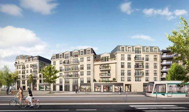 Carré Parisien - immobilier neuf Clamart