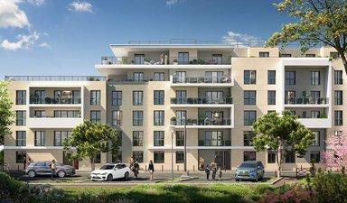 Cascade - immobilier neuf Châtenay-malabry