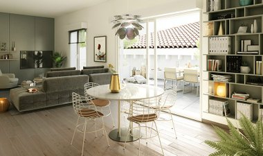 Gran Bos - immobilier neuf Anglet