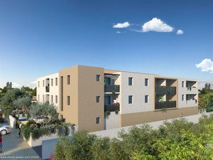 L'exclusive - immobilier neuf Mauguio