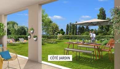Les Apparts - immobilier neuf Neuilly-sur-marne
