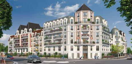Le Castelin - immobilier neuf Le Blanc-mesnil