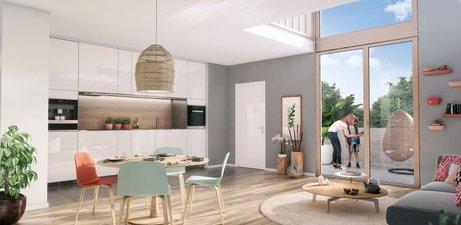 Le Clos Des Ormes - immobilier neuf Bussy-saint-georges