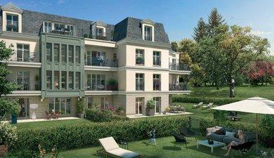 Le Domaine Du Parc - immobilier neuf Ville-d'avray