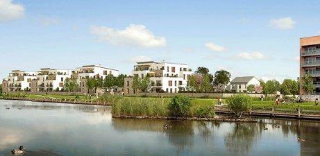 Jardins Gabin - immobilier neuf Bois-d'arcy