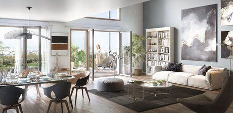 L'instant - immobilier neuf Clichy