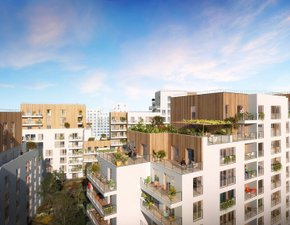 Vertuose - immobilier neuf Rosny-sous-bois
