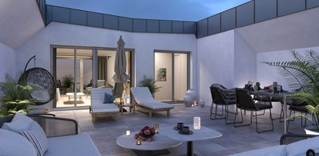 Domaine Lully - immobilier neuf Versailles