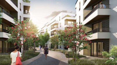 Le Grand Val - immobilier neuf Sucy-en-brie