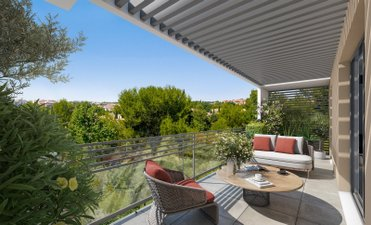 Villa Oleia - immobilier neuf Aix-en-provence