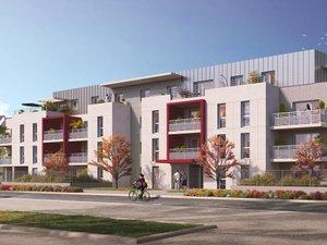 Esprit Centre - immobilier neuf Chambray-lès-tours