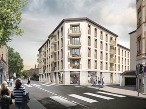 Faubourg Valmy - immobilier neuf Lyon