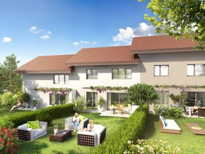 Campagne - immobilier neuf Vulbens