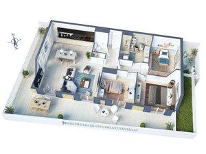 Eol - immobilier neuf L'île-d'olonne