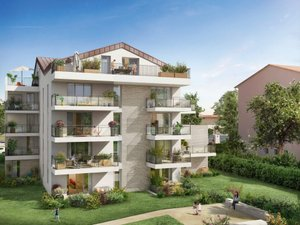 Carré D'orm - immobilier neuf Toulouse