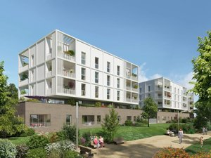 Domaine Montgolfier - immobilier neuf Marseille