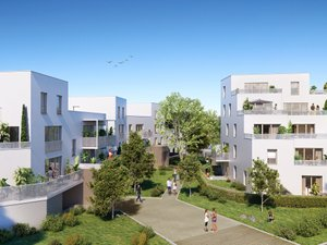 Les Terrasses Calypso - immobilier neuf Le Havre