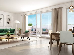Ker Gilly - immobilier neuf Saint-gilles