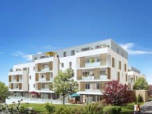 L'escale 124 - immobilier neuf Saint-nazaire