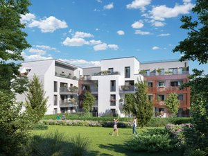 Les Jardins D'eugène - immobilier neuf Orsay