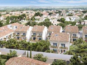 Le Mas Blanc - immobilier neuf Châteauneuf-les-martigues