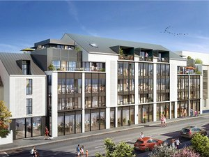 Ateliers 144 - immobilier neuf Tours