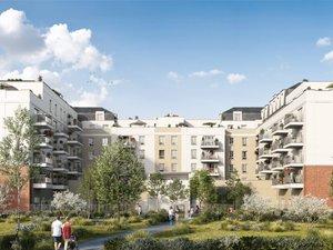 Résidence Pissarro - immobilier neuf Ennery