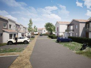 Prochainement - immobilier neuf Frouzins