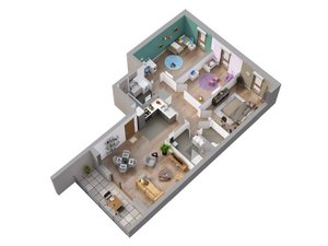 Villa Amarante - immobilier neuf Le Petit-quevilly