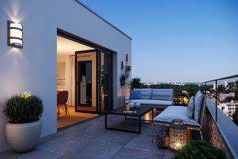 Solarium - immobilier neuf Rouen