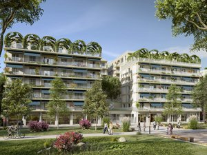 L'althéa - immobilier neuf Bordeaux