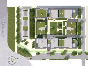 Connectis 2 - Emergence - immobilier neuf Saint-genis-pouilly