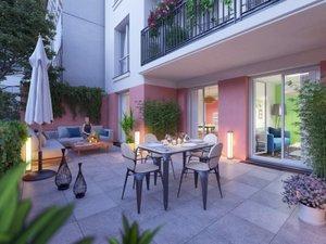 Cézanne - immobilier neuf Pontoise