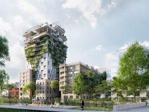 Sky Garden - immobilier neuf Asnières-sur-seine