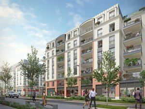 Résidence Monet - immobilier neuf Pontoise