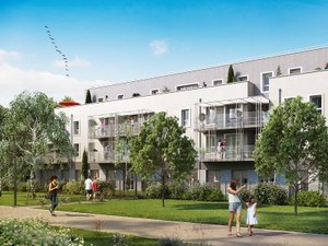 Green Way - immobilier neuf Vernon