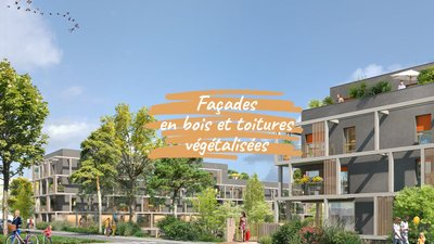 Nature & Coteaux - immobilier neuf Torcy
