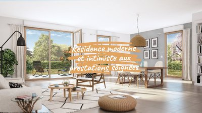 Massado - immobilier neuf Châteauneuf-le-rouge