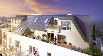 Intemporel - immobilier neuf Saint-malo