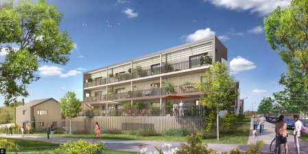 Embellies - immobilier neuf Couëron