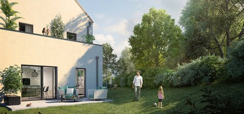 Domaine Des Ormes - immobilier neuf Coupvray