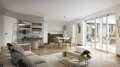 Confluence - immobilier neuf Le Mans