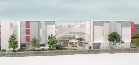 La Grand-voile - immobilier neuf Royan