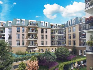 Villeneuve-saint-georges à 700m Du Rer D - immobilier neuf Villeneuve-saint-georges