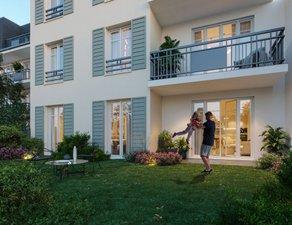 Franconville Proche Du Quai Des Marques - immobilier neuf Franconville