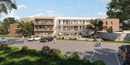 Roquebrune-sur-argens Résidence Seniors - immobilier neuf Roquebrune-sur-argens