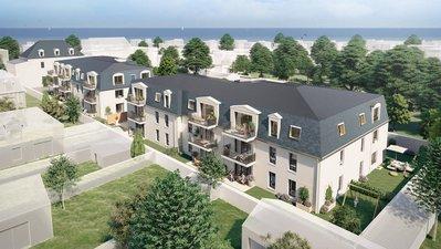 Luc-sur-mer à Deux Pas De La Plage - immobilier neuf Luc-sur-mer
